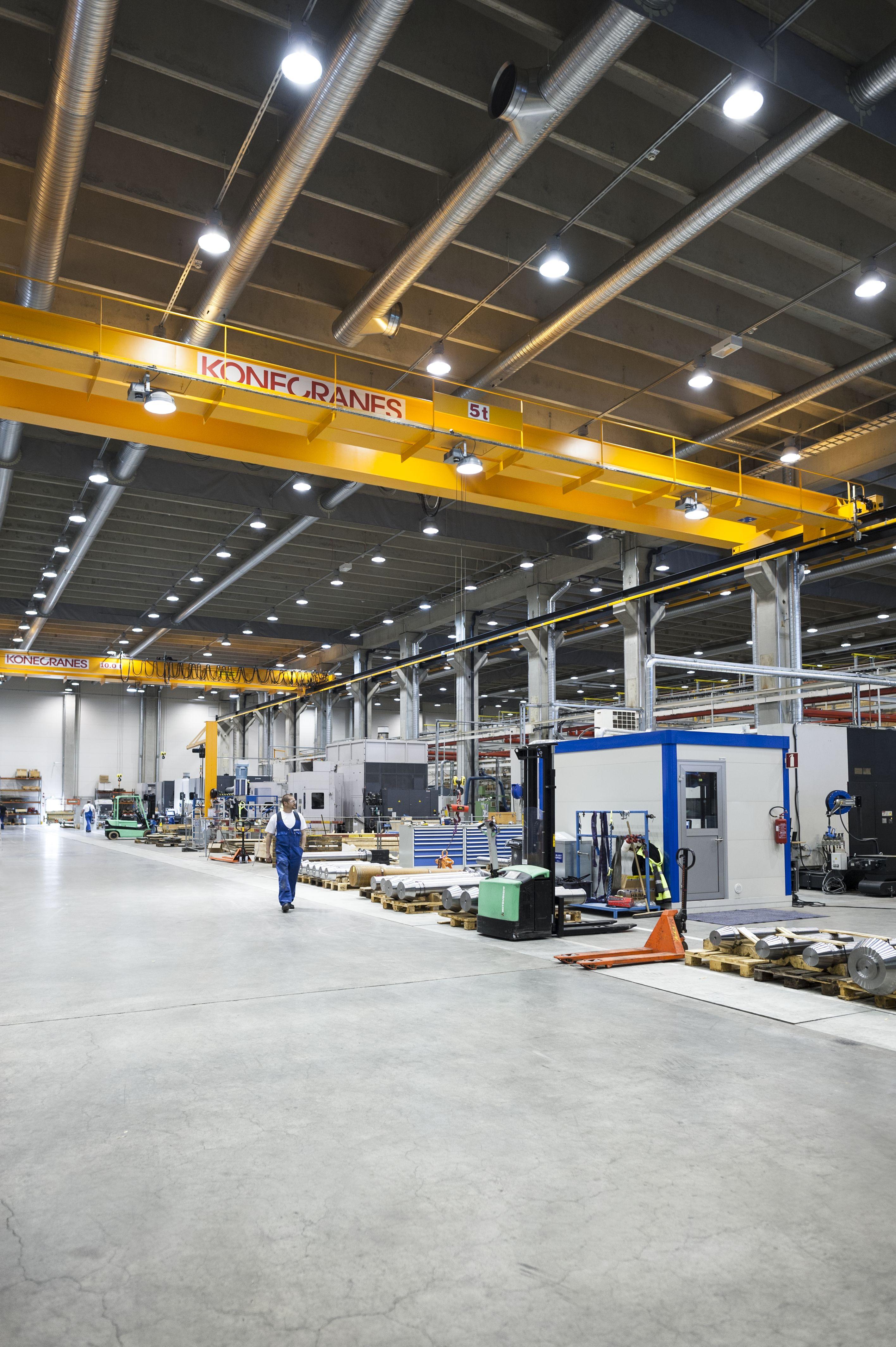 Overhead Crane Training Wolverhampton : Konecranes extensive range of cranes for all your lifting