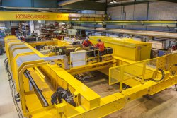 <p>Konecranes is a leading provider of overhead crane modernizations with over 100 years of experience. © Konecranes</p> (photo: )