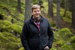 <p>Caption: Reducing water consumption is a high priority for Iggesund Paperboard's mills in Sweden and the UK, says Johan Granås, Sustainability Director at Iggesund Paperboard.</p> (photo: )