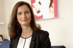 """It will become even easier to do business with Iggesund,"" emphasises Annica Bresky, who became the new CEO of Iggesund Paperboard in the autumn. She has now had the time to shape her management team to ensure the company can continue to adapt. © Iggesund (photo: Industrial News Service)"