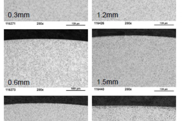 <p>Image 3 Surface without Nanol<br />As these pictures show, the tests that have been carried out discovered that Nanol's additive reduces embrittlement and corrosion. With Nanol's additive the surface remains intact. © Nanol <br /><br /><br /><br /></p>