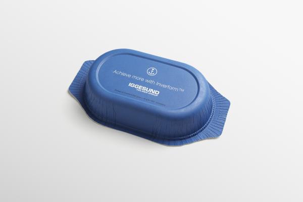 Картон InverformTM — это новая экологичная альтернатива пластиковым лоткам для пищевых продуктов