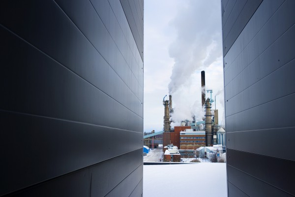 <p>Iggesund Paperboard's parent company, the Holmen Group is listed as number 21 on Global 100, a list of the world's most sustainable companies.© Iggesund</p>