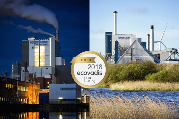 <p><strong>Caption</strong>: Iggesund Mill is a model facility, which, together with its sister mill at Workington, England, has received top marks for its sustainability work.</p>