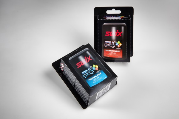 <p>Ski wax from the global leader Swix in an easily opened plastic free pack. The pack could just as well hold a deodorant or skin cream from a manufacturer who wants to move from a fossil based packaging material to renewable non fossil-based one© Iggesund</p>