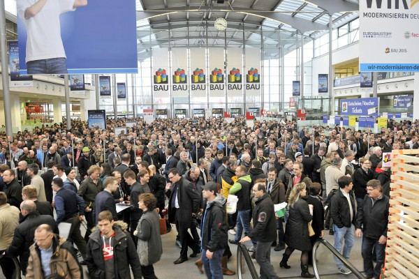 <p>Walki will participate in the BAU fair in Munich in January 2017. © Walki Group Oy</p>