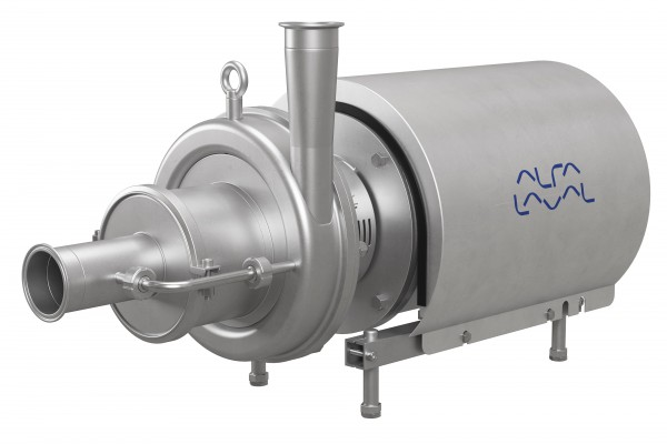 <p><strong>Alfa Laval's LKH Prime 40 is the latest new addition to the range of efficient, hygienic and versatile pumps, achieving a flowrate up to 110 m<sup>3</sup>/hr and head of 115m.</strong></p>