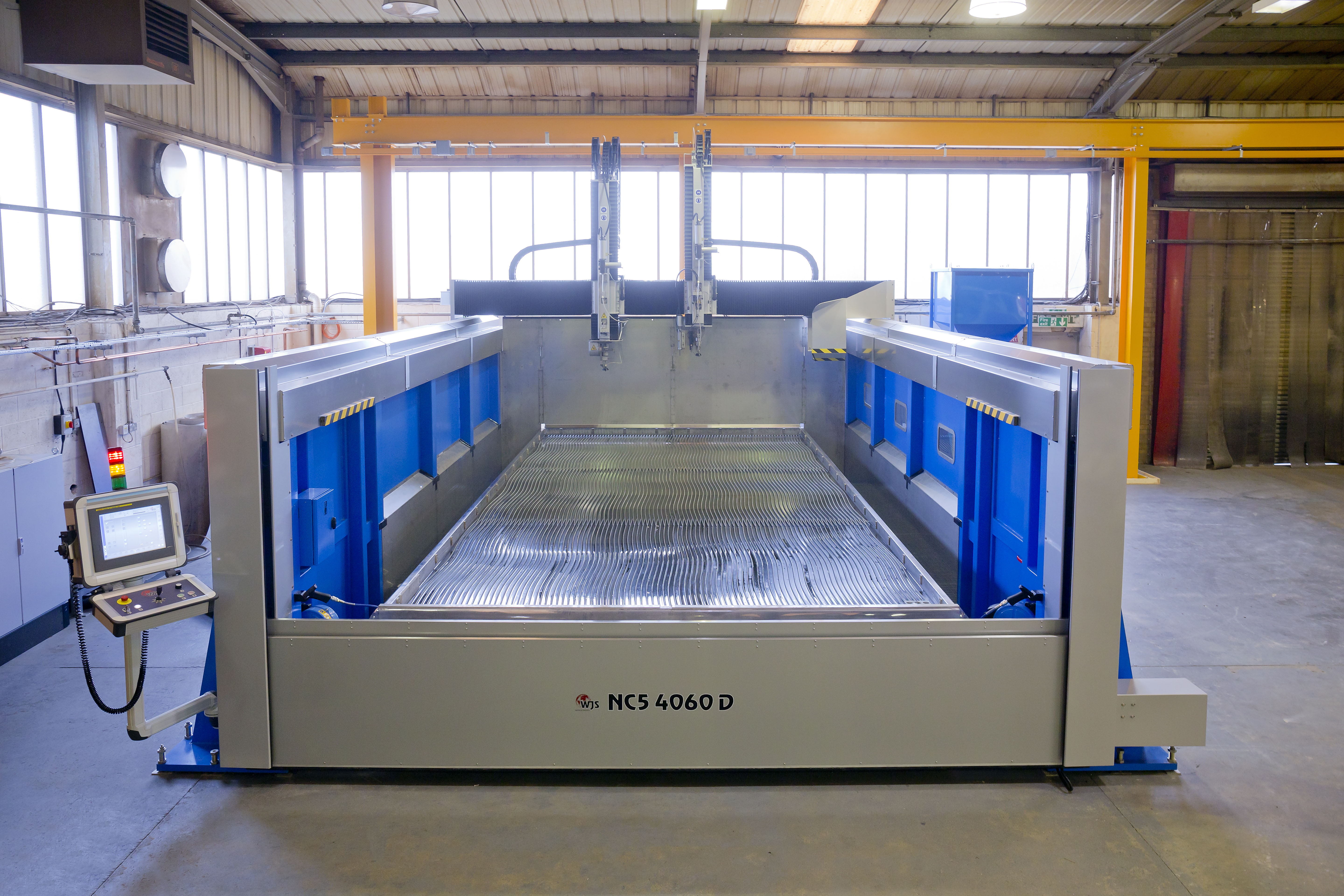 Masters of free form, high precision, abrasive waterjet cutting in ...