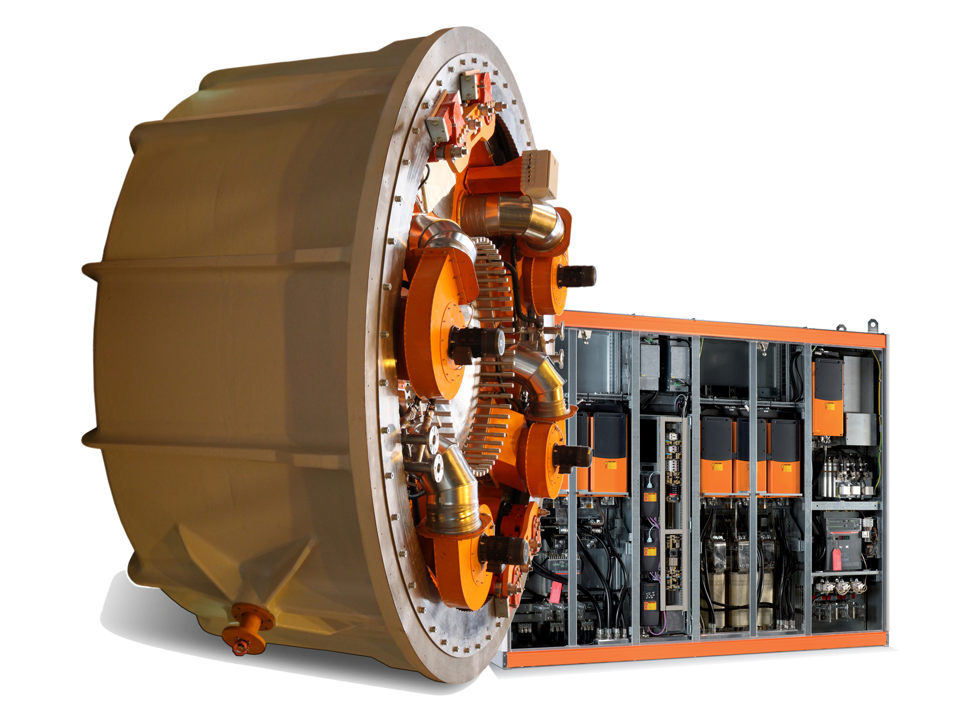 PROKON chooses The Switch Drive™ direct drive generator and full-power  converter package | Ins-news
