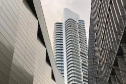 <p><em>Marioff HI-FOG Fire Protection System to Protect Grand Tower Residential Building in Frankfurt am Main, Germany<strong><br /></strong></em></p>